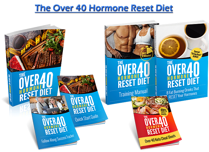 The Over 40 Hormone Reset Diet